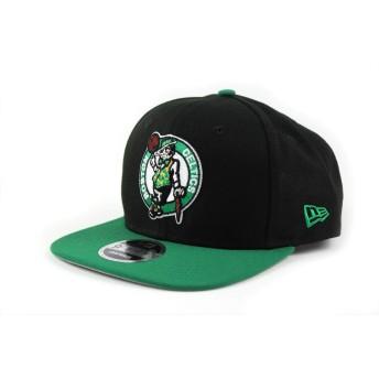 NEW ERA(ニューエラ)NBA スナップバックキャップ BOSTON CELTICS ボストンセルティックス