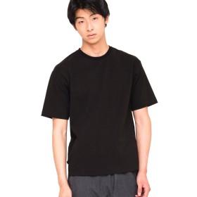 ナンバーティー Tシャツ 半袖 無地 超厚手 105 ビッグシルエット 9.5oz メンズ ブラック M