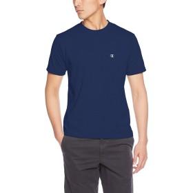 [チャンピオン] C VAPOR クール Tシャツ C3-KS323 メンズ ネイビー 日本 L (日本サイズL相当)