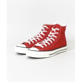 [アーバンリサーチ] 靴 スニーカー CONVERSE CANVAS ALLSTAR J HI メンズ RED 8.5