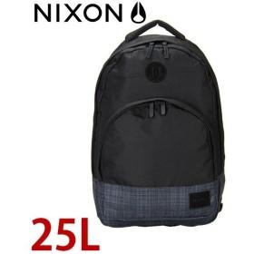 Nixon ニクソン Grandview グランドビュー Grandview Backpack 25L グランドビューバックパック ブラック/ブラックウォッシュ C2189 バッ