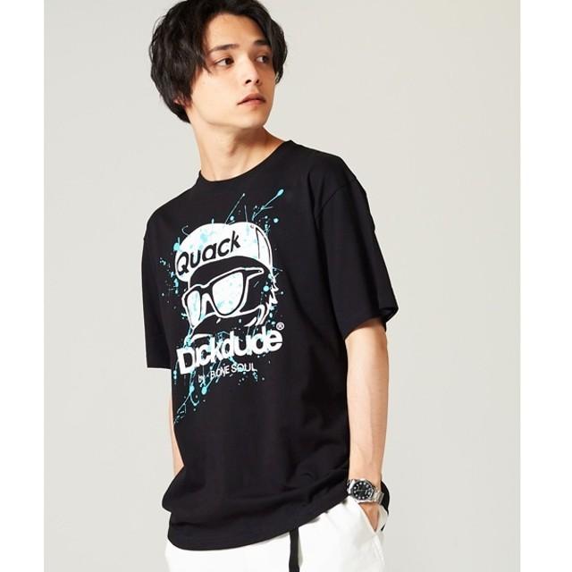 [マルイ]【セール】DUCK バックロゴTシャツ/ウィゴー(メンズ)(WEGO)