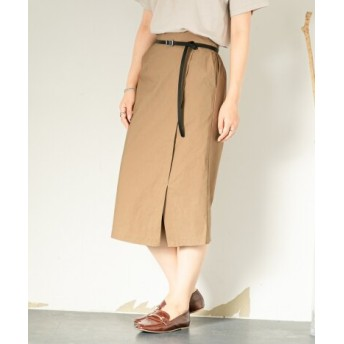 SENSE OF PLACE(センスオブプレイス) スカート スカート ストレッチタイトスカート