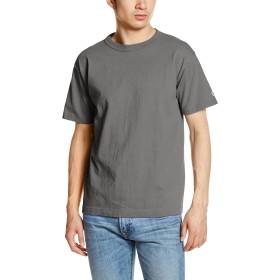 [チャンピオン] T1011 US Tシャツ MADE IN USA C5-P301 チャコール 日本 S (日本サイズS相当)