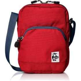 [チャムス] ショルダーバッグ Eco Vertical Shoulder Pack レッド One Size