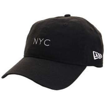 【Super Sports XEBIO & mall店:帽子】9THIRTY クロスストラップ キャンバス NYC ミニロゴ B 12109005