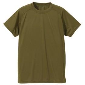 (ジェイエスディエフ)J.S.D.F クールナイス半袖Tシャツ2枚組(吸汗速乾)【自衛隊衣料】 6525 オリーブグリーン M