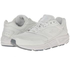 Brooks(ブルックス) メンズ 男性用 シューズ 靴 スニーカー 運動靴 Addiction(TM) Walker - White 12 4E - Extra Wide [並行輸入品]