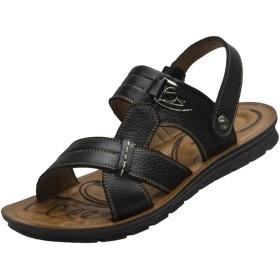 (ピピシダ)PPXID メンズ サンダル スリッパ 2way仕様 ビーチサンダル 紳士靴 軽量 歩くやすい 柔らかい 滑り止め アウトドアシューズ