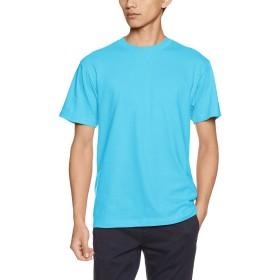 [プリントスター] 半袖 5.6オンス へヴィー ウェイト Tシャツ 00085-CVT  シーブルー M (日本サイズM相当)