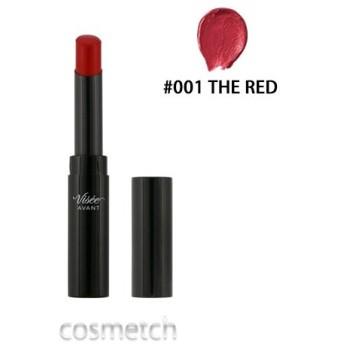 【1点までメール便選択可】 コーセー・ヴィセ アヴァン リップスティック #001 THE RED (口紅・リップスティック)