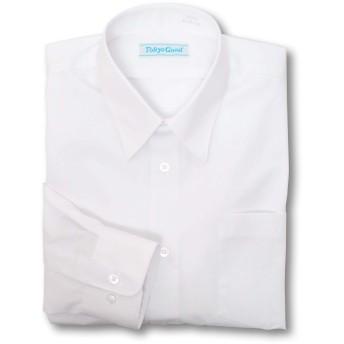 TOKYOGOOD (トウキョウグッド) 男子 長袖 スクール ワイシャツ 学生 A体 ・ B体 形態安定 抗菌 防臭(A体 155)