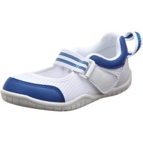 [イフミー] 上履き バレエタイプ 14cm~24cm キッズ ブルー 16 cm 3E