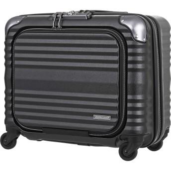 [アウトレット]スーツケース キャリーケース キャリーバッグ 旅行用品 SSサイズ B-6206-44 マットブラック