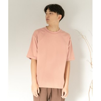 SENSE OF PLACE(センスオブプレイス) トップス Tシャツ・カットソー ヘビーウェイトTシャツ(半袖)