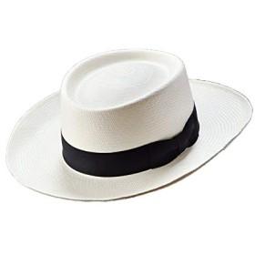 GOLF(ゴルフ) Sサイズ【エクアドル製 パナマハット(パナマ帽)】