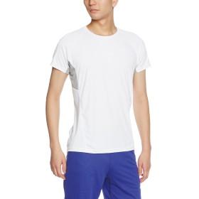 (ミズノ)MIZUNO トレーニングウェア ソーラーカットTシャツ [ユニセックス] 32MA7610 01 ホワイト M