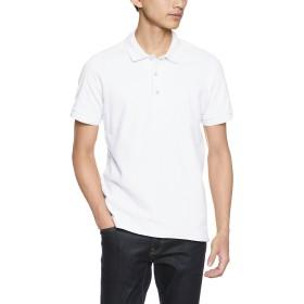 (ギルダン)GILDAN ポロシャツ 83800 アダルト ダブルピケ ポロシャツ 83800 ホワイト S