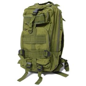 (ビッチ)VICCI メンズ バックパック リュックサック バッグ ミリタリー カバン 鞄 大容量 通勤 通学 FREE(フリーサイズ) OLV(オリーブ)【-】