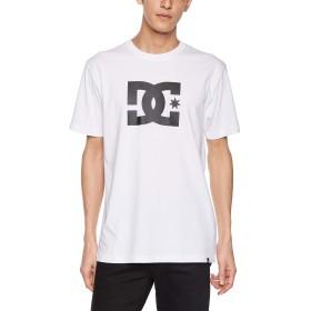 【DC ディーシー】Shoes メンズ ロゴ 半袖 Tシャツ 19 STAR SS 【5126J929 WHT XL】