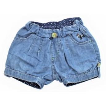【クレードスコープ/kladskap】ショートパンツ 80サイズ 女の子【USED子供服・ベビー服】(429394)