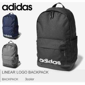 アディダス バックパック リニアロゴ バックパック ECL10 レディース メンズ adidas スポーツブランド 人気 鞄 リュック