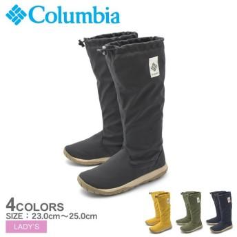 Columbia コロンビア スペイパインズブーツ ウォータープルーフ レディース YU0260