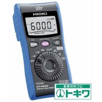 HIOKI デジタルマルチメータ  DT4223 書類3点付 DT4223SYORUI3TENTUKI ( 1170599 )