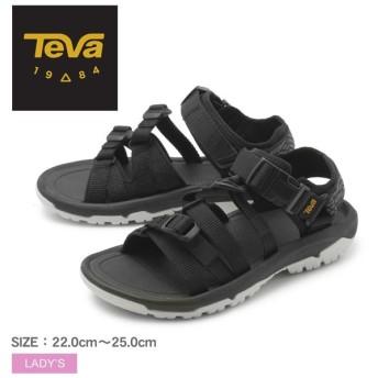 テバ サンダル レディース ハリケーン XLT 2 アルプ 1102211 BLK アウトドア テヴァ TEVA ブランド 靴 おしゃれ 夏