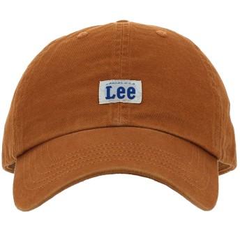 [リー] Lee キャップ コットン サイズ調整可能 帽子 100176303 【23】オレンジ