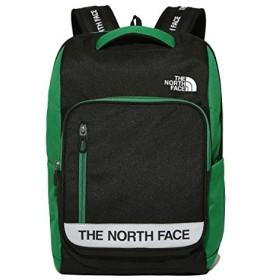 (ザ・ノースフェイス) THE NORTH FACE WHITE LABEL K'S ALPHABOX NM2DK06S ブラック グリーン キッズ リュック [並行輸入品]