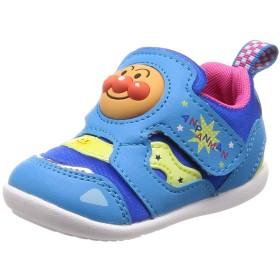 [アンパンマン] 運動靴 マジック 男の子 女の子 12-14.5cm(0.5cm有) 2E ベビー APM B25 ブルー 12.5 cm