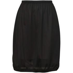 サブローザ日本製 ペチコート スカート 55cm丈 8413rt トイレ 裾が汚れない 下着 レディース ランジェリー ぺチスカート ペチコートスカート サテン 透けない 透け防止 ベージュ,L55丈