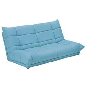 色が選べるソファ 三人掛け:レザーアレックス 3Pソファー