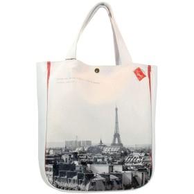 MARON BOUILLIE(マロン・ブイー) パリ・レトロコレクション/おしゃれなレザートートバッグ(パリの街)