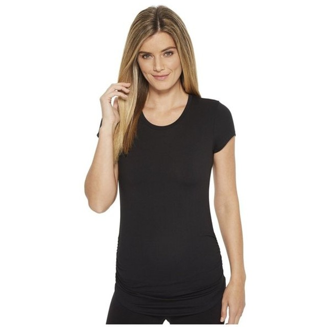 60c792ce51cae ニューバランス New Balance レディース Tシャツ トップス Transform Tee Black