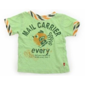 【ブーフーウー/BOOFOOWOO/naturalboo】Tシャツ・カットソー 110サイズ 男の子【USED子供服・ベビー服】(429746)