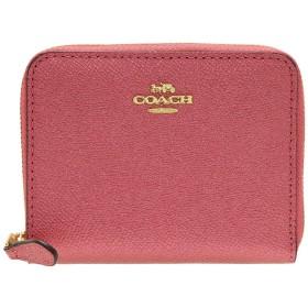 (コーチ) COACH 財布 折財布 二つ折り ラウンドファスナー ミニ コンパクト レザー アウトレット F29444 [並行輸入品]