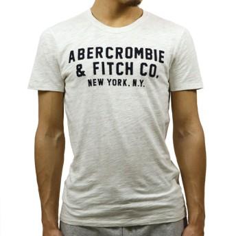 [アバクロ] Abercrombie&Fitch 正規品 メンズ 半袖Tシャツ APPLIQUE GRAPHIC TEE 123-238-2178-110 XS 並行輸入品 (コード:4116250244-1)