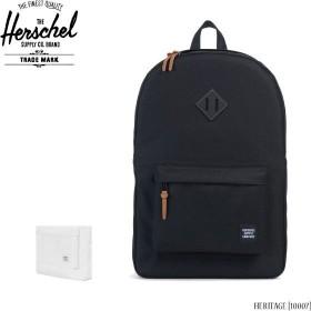『Herschel Supply-ハーシェルサプライ-』Heritage ヘリテージト バックパック 10007