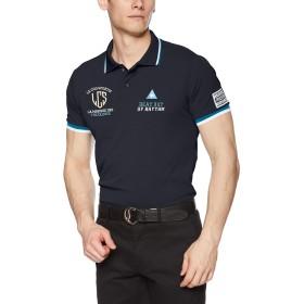 [le coq sportif/GOLF COLLECTION]半袖シャツ QGMNJA08 メンズ BK00(ブラック) 日本 L (日本サイズL相当)