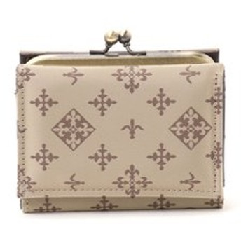 【Daily russet:財布/小物】ガマグチ三つ折り財布