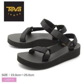 テバ サンダル レディース 厚底 おしゃれ TEVA ミッドフォーム ユニバーサル 1090969 アウトドア スポサン ブランド 靴 おすすめ おしゃれ 夏