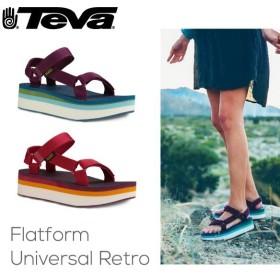 『TEVA-テバ-』Flatform Universal Retro-フラットフォーム ユニバーサル レトロ-〔1013653〕