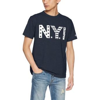 [チャンピオン] Tシャツ C3-M364 メンズ ネイビー 日本 L (日本サイズL相当)
