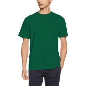 [プリントスター] 半袖 5.6オンス へヴィー ウェイト Tシャツ 00085-CVT  ディープグリーン XL (日本サイズXL相当)