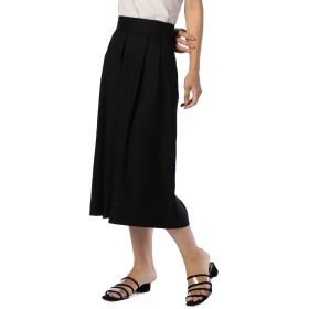 (ノーリーズ) NOLLEY'S スカーチョ 8-0242-1-09-002 34 ブラック