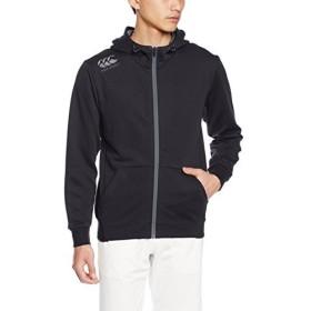 (カンタベリー)CANTERBURY ラグビー トレーニングスウェットジャケット RP47024 メンズ RP47024 19 ブラック S