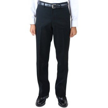 学生冬ズボン 標準型ノータック/ワンタック仕様(ポリエステル100%)メーカー直販 学生応援品 (82, ノータック)