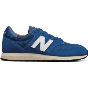 (ニューバランス) New Balance 靴・シューズ メンズライフスタイル 520 Classic Blue with Brown Sugar クラシック ブルー ブラウン Men's 7.5 , Women's 9 (M 25.5, W 26)